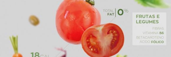 Vídeo sobre alimentação