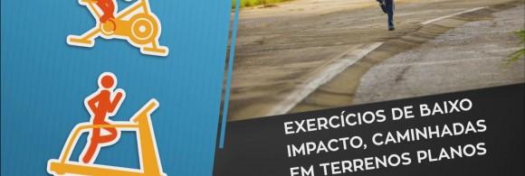 Vídeo sobre exercícios